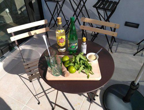 Atelier Mojito avec notre barman