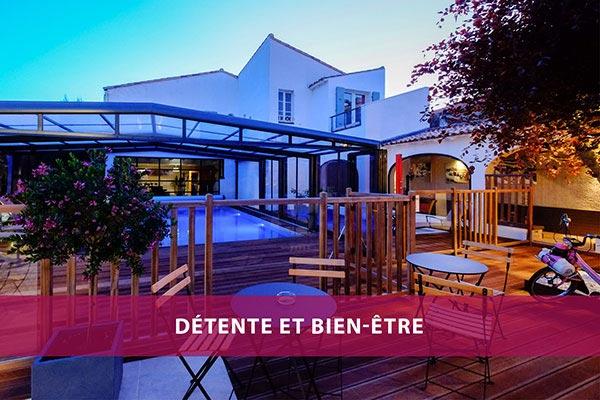 Hôtel de La Marée - Détente