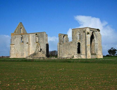 Abbaye des Châteliers sur l'Ile de Ré