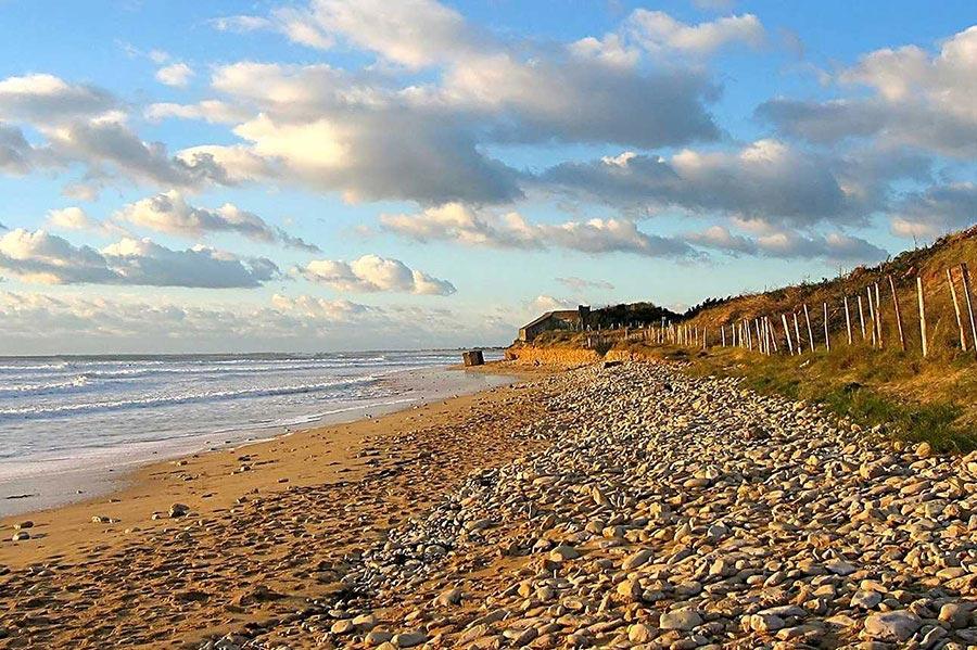 Les plages de l'Île de Ré