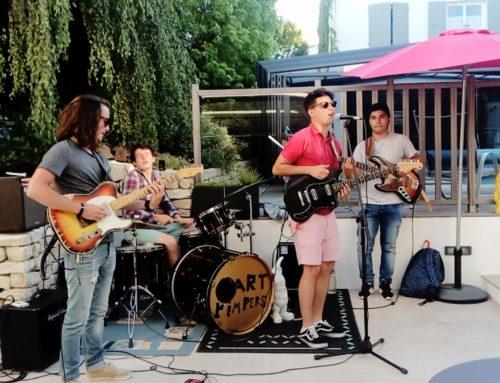 Concert à l'hôtel de la Marée