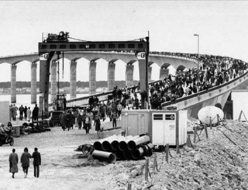 Le pont de l'Ile de Ré fête ses 30 ans!