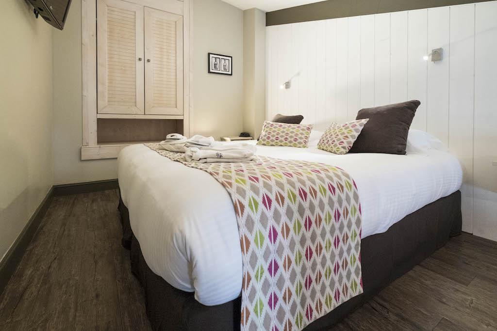 Hotel de La Maree, Hotel de charme 3 etoiles sur l'Ile de Ré - Chambre Superieure Duplex sur l'Ile de Ré grand lit
