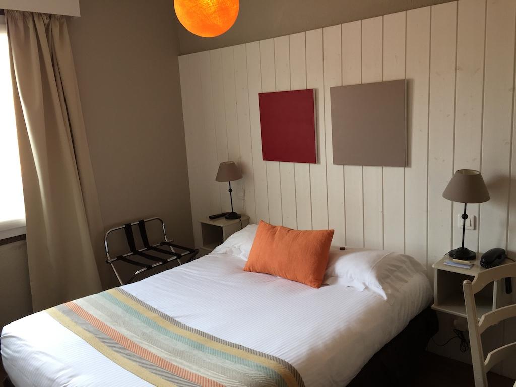 Hotel de La Marée - Hotel de charme 3 étoiles - Ile de Ré - chambre venelle economique sur l'ile de re