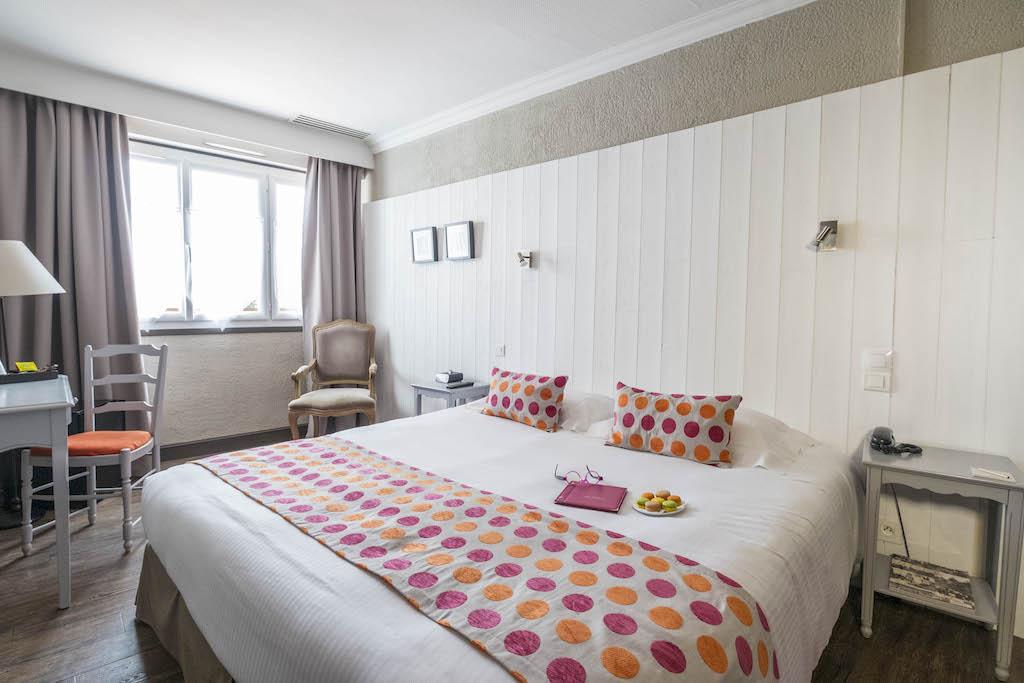 Hotel de La Maree, Hotel de charme 3 etoiles sur l'Ile de Ré - chambre familiale sur l'Ile de Ré