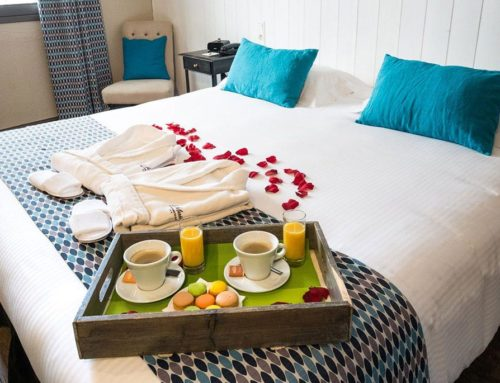 Partez en séjour en amoureux hotel ile de Ré