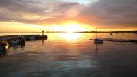 Lever de soleil Weekend de Paques Hotel La Marée