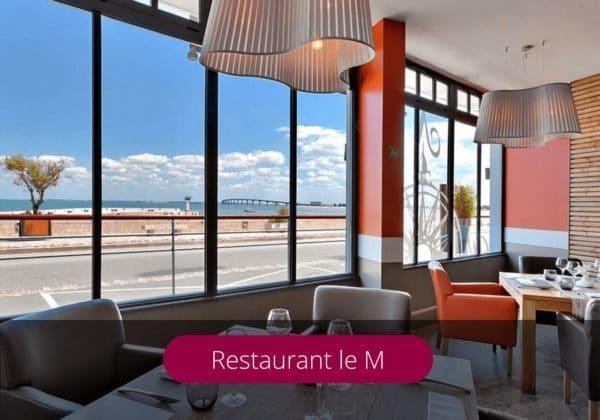 Hotel de La Maree, Hotel de charme 3 etoiles sur l'Ile de Ré - Hotel Ile de Ré - Restaurant Le M