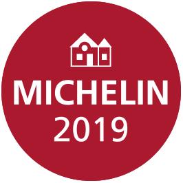 Logo Guide Michelin sur l'Ile de Ré, Hôtel de La Marée