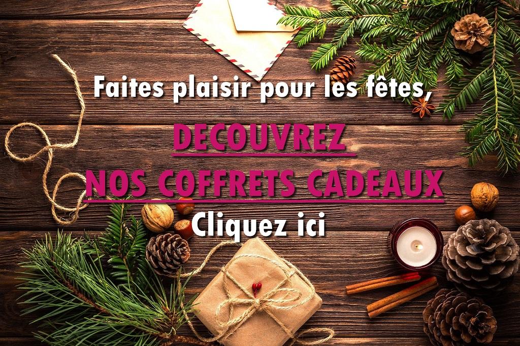 Pop up Coffrets Cadeaux, Hotel de La Marée, Reservit