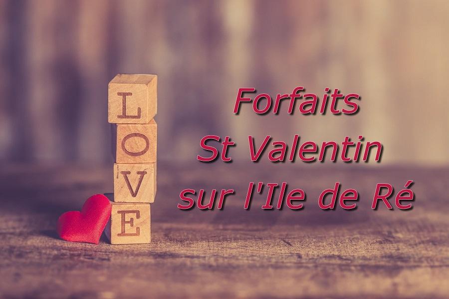Passez La St Valentin sur l'Ile de Ré