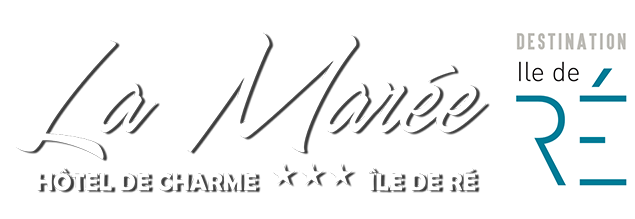 Logo Hotel de la Marée - Hotel Ile de Ré