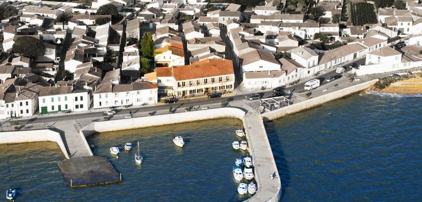 Hotel ile de ré rivedoux-plage hotel 3 étoiles, Hotel de La Marée, Ile de Re nous contacter